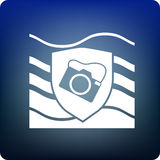 Camera protection Stock Photography