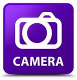 Camera purpere vierkante knoop Stock Afbeeldingen