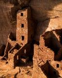 Camera quadrata della torretta Fotografia Stock