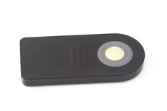 Camera remote control. stock images