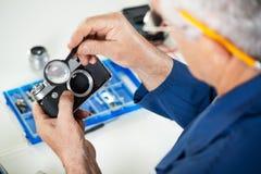 Camera Repair Stock Images