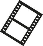 Camera roll icon. Cinema vector Stock Photos