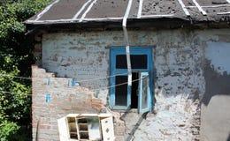 Camera rurale Immagini Stock Libere da Diritti