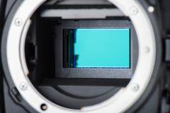 Camera sensor Royalty Free Stock Photo