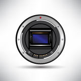 Camera sensor  Royalty Free Stock Photo