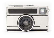 Camera of the seventies. Camera of the seventies Stock Photos