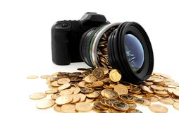 Camera Royalty Free Stock Photo