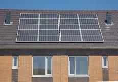 Camera solare Immagini Stock Libere da Diritti