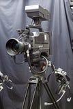 Camera in studio royalty-vrije stock foto