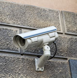Camera surveillance Royalty Free Stock Photography