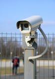 Camera surveillance outdoor Royalty Free Stock Photography