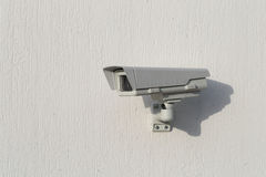 Camera surveillance Royalty Free Stock Image