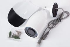 Camera surveillance Royalty Free Stock Image