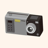 Camera theme elements vector,eps Stock Images
