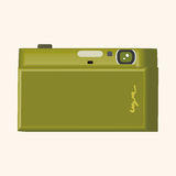 Camera theme elements vector,eps Royalty Free Stock Photography