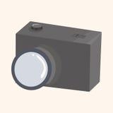 Camera theme elements vector,eps Stock Photos