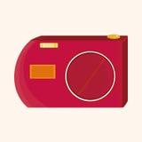 Camera theme elements vector,eps Stock Photography