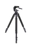 Camera tripod nobody Royalty Free Stock Images