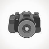 Camera tweede Royalty-vrije Illustratie
