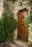 Camera in un villaggio francese Immagine Stock