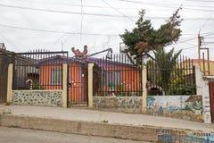 Camera in Valparaiso, Cile Fotografie Stock Libere da Diritti