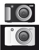 Camera vector Royalty Free Stock Image