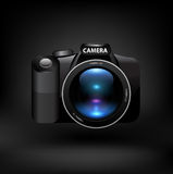 Camera. Vector Stock Images