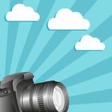 Camera Royalty Free Stock Photography