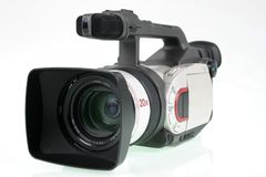 Camera video Royalty Free Stock Photo