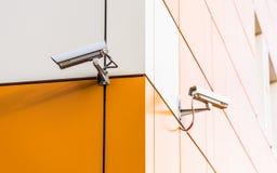 Camera video surveillance Stock Photography