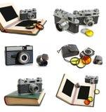 camera vintage στοκ εικόνες με δικαίωμα ελεύθερης χρήσης