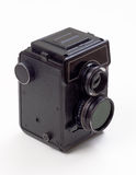 Camera vintage medium format film Royalty Free Stock Images