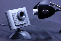 Camera voor veiligheid Royalty-vrije Stock Foto
