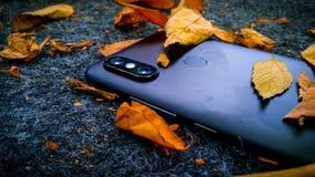 Camera Xiaomi Mi6x royalty free stock photo