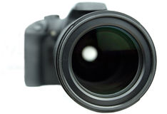 Camera zoom Stock Photography