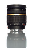 Camera zoom lens Royalty Free Stock Image
