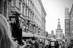 Camerabeeld Royalty-vrije Stock Afbeelding