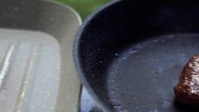 Cameradia op ei en biefstuk