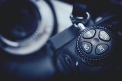 Cameraknoop Stock Foto