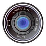 Cameralens Royalty-vrije Stock Afbeelding