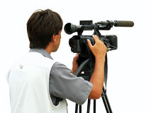 Cameraman Stock Photography