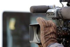 Cameraman Stock Photo