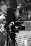 cameraman Royaltyfri Bild