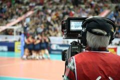 Cameraman Royalty Free Stock Photos