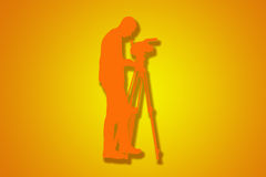Cameraman Royalty Free Stock Photography