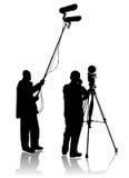 Cameraman Imagenes de archivo