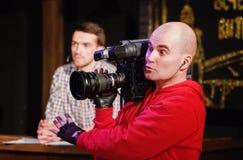 cameraman Arkivbilder