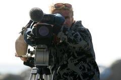 Cameraman Images libres de droits
