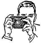 Cameraman Royalty Free Stock Photography
