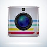 Camerametal Royaltyfri Fotografi